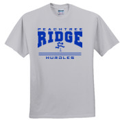 Hurdles - 3931 Fruit of the Loom Adult 5oz. 100% Heavy Cotton HD T-Shirt